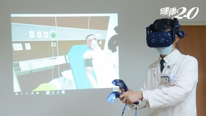 守護醫療人員!從病毒採檢到隔離照護…VR訓練降低感染風險