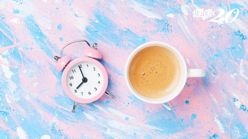 早上喝咖啡來提神?醫師:不建議一早就喝咖啡 原因是…