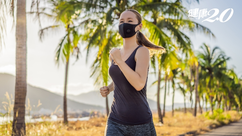 學生上體育課猝死!醫師:戴口罩運動很要命,5種情況不要戴