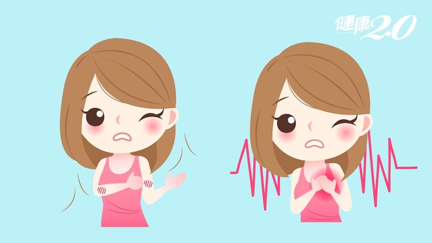 心跳快、掉髮、腹瀉?8症狀小心「甲狀腺機能亢進」,20~40歲注意