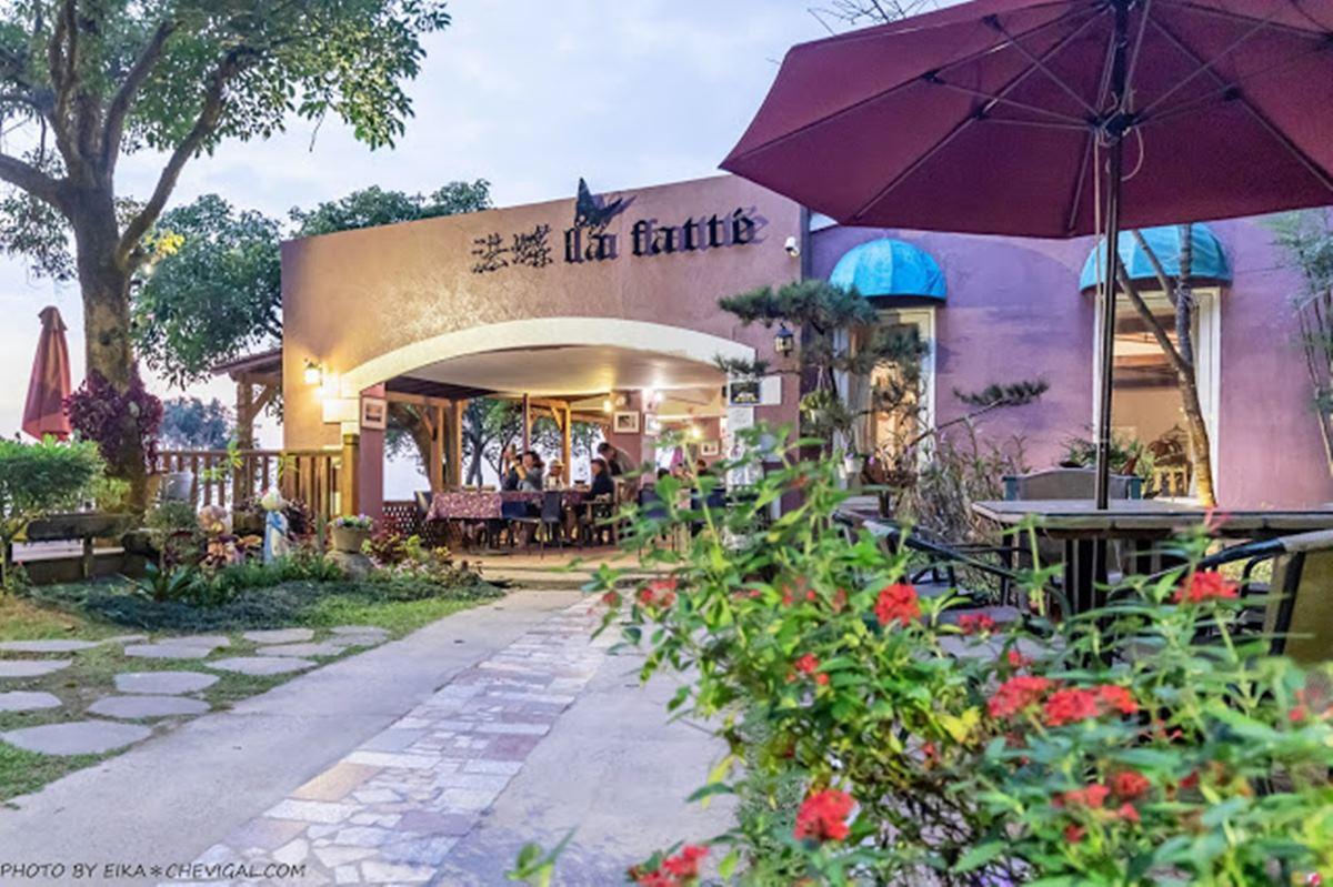 夜太美!台中5間餐廳賞180度夜景:一眼飽覽中彰投、眺望大肚溪、海線制高點