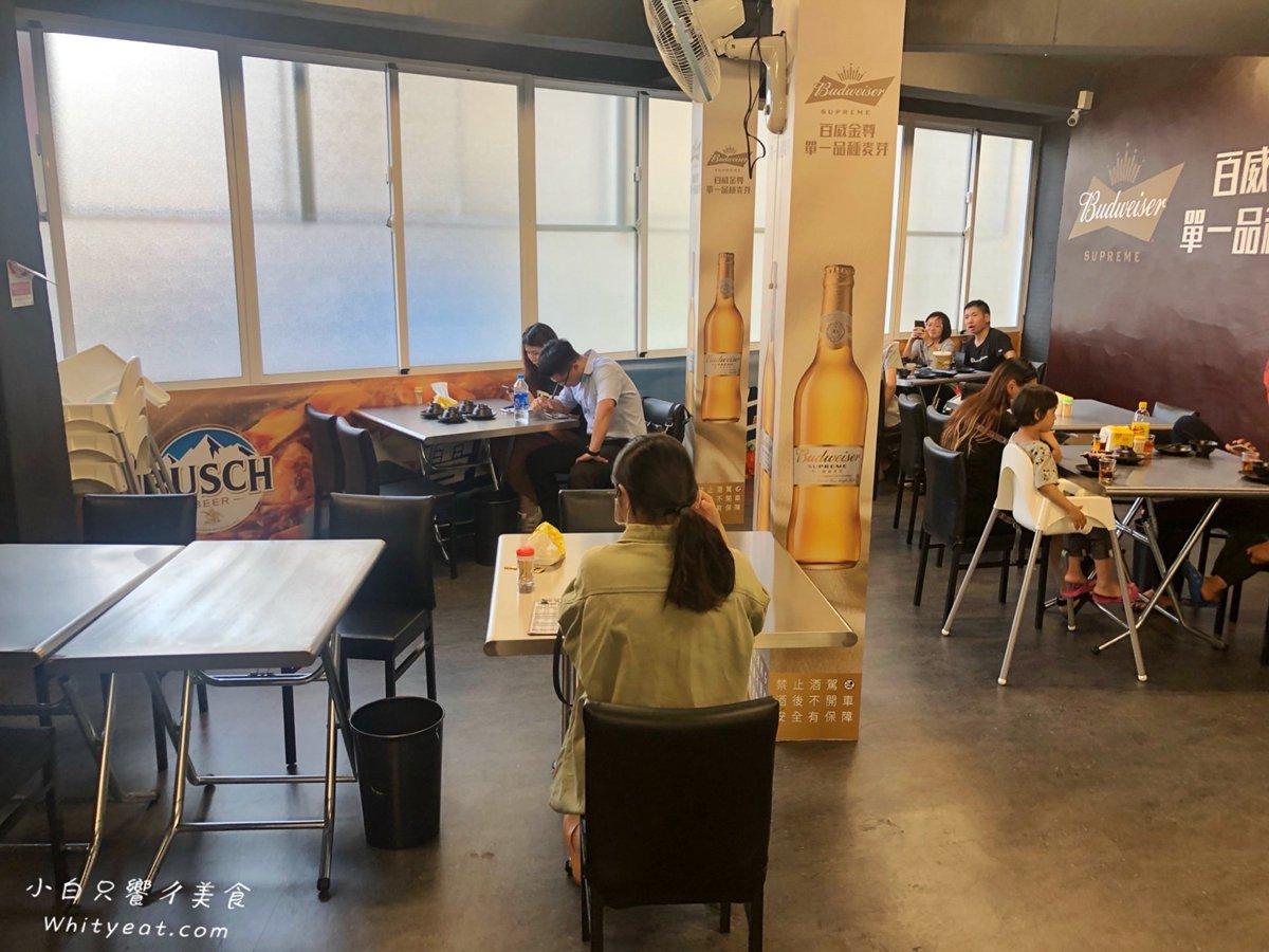 超狂199蚵仔吃到飽還不限時!不用自己烤,超佛心燒烤店就在台南