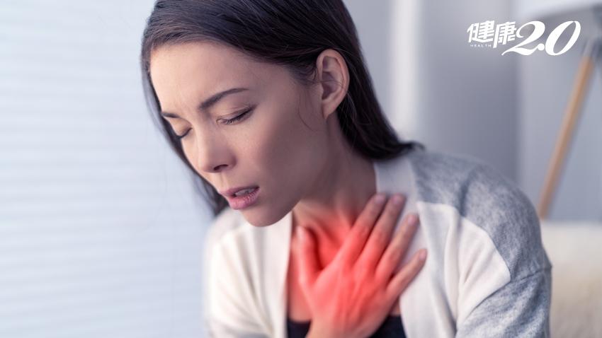 鬼掐脖子?甲狀腺腫瘤竟堵塞氣管90% 癌婦怕疫情錯失黃金治療險喪命