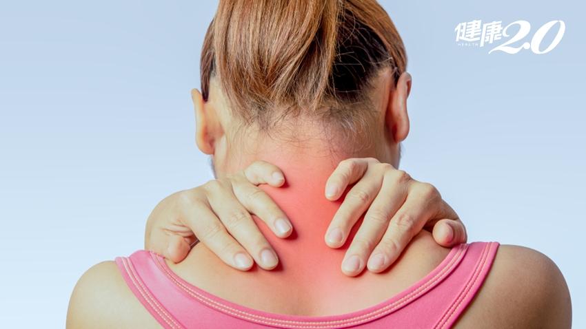 頸椎出問題,心臟也會生病!保養頸椎6件事 很多人沒注意到