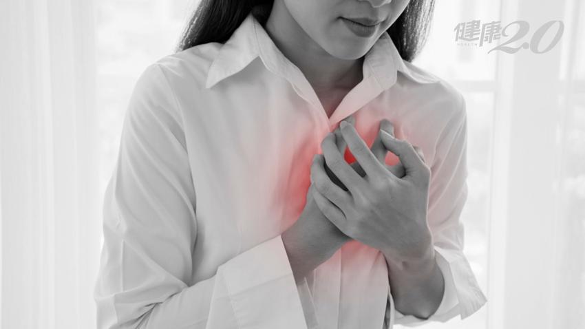 「胸痛」有哪些可能?會致命嗎?台大名醫李龍騰:注意4個特徵