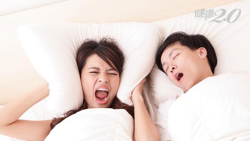 開會夢周公狂打呼 醫師用這招免開刀改善睡眠呼吸中止症