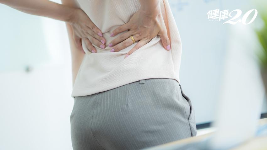 你有天生翹臀?它害你腰痛、膝蓋痛、腳踝痛 簡易2招自救!