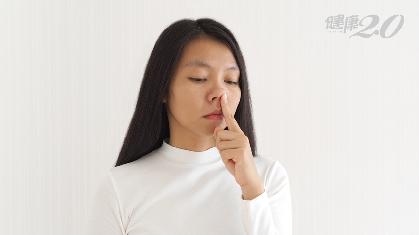 改善嗅覺異常 常按百會、印堂、足三里等穴道來保養