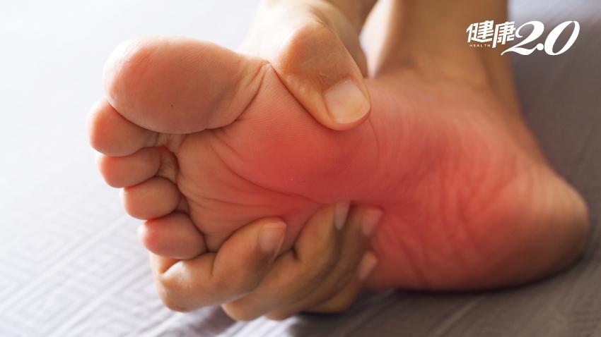 腳抽筋、腳麻是糖尿病造成的? 3分鐘腳趾運動「足」健康