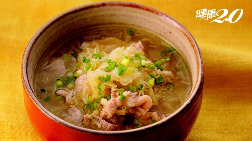 抑制癌症多喝「蔬菜湯」!抗癌湯品最強4種「十字花科」食材