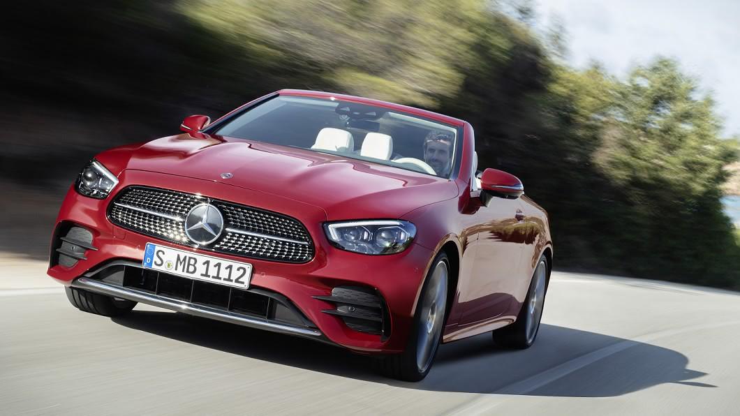 Mercedes-Benz同步為E-Class Coupé與E-Class Cabriolet發表小改款更新。(圖片來源/ Mercedes-Benz) E-Class跑車敞篷聯袂改款 造型科技同步升級