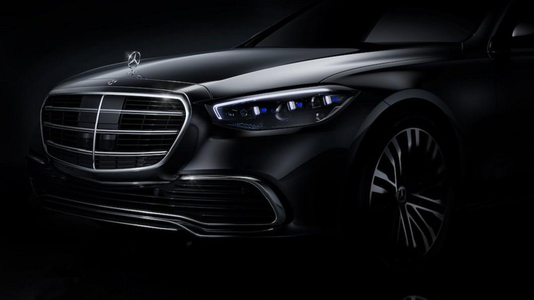 車頭設計曝光 大改款S-Class預約下半年現身