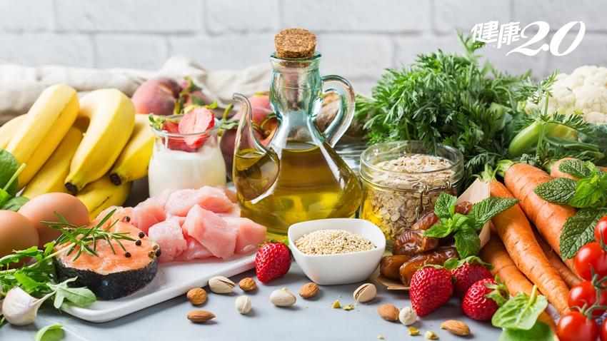 「得舒飲食」改善高血壓、預防腦中風 5個飲食原則其實很簡單!