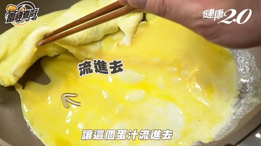 「雞蛋」對腦細胞有益又防癌!雷神主廚教你做營養「玉子燒」