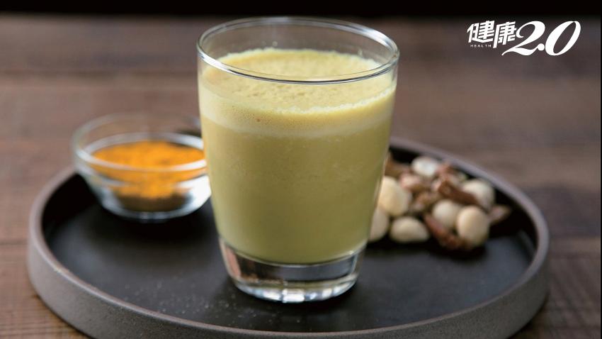 黃豆比雞蛋更營養!潘懷宗養生靠「含渣豆漿」 預防中風、糖尿病、大腸直腸癌