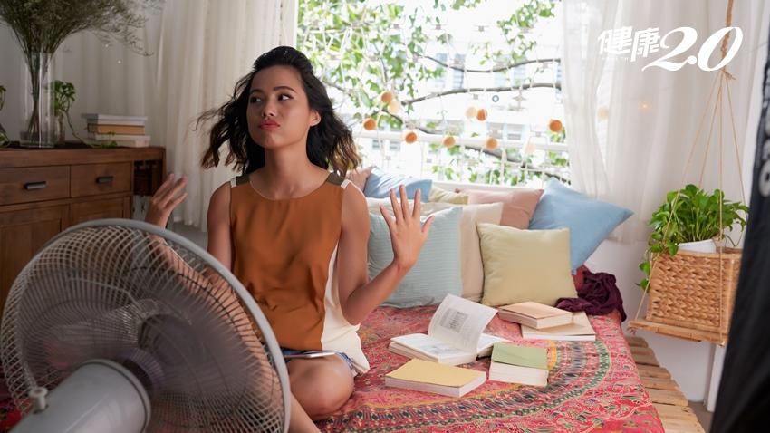把握排寒毒好時機 香港名中醫教天熱時冷氣、電扇這樣用,冬天手腳冰冷者更要學
