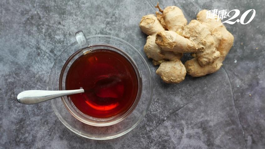 「生薑紅茶」改善肥胖、三高、痛風、脂肪肝!他天天喝半年狂瘦25公斤