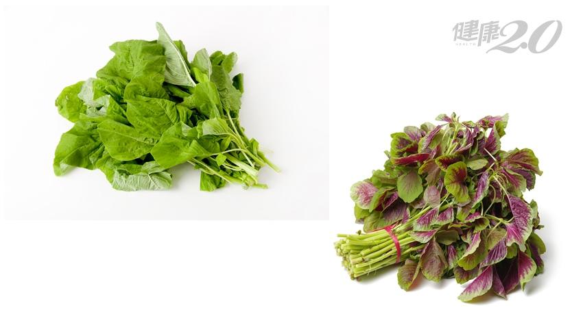 現在吃莧菜正當時!營養師說莧菜有2種,護心、顧眼要吃對!
