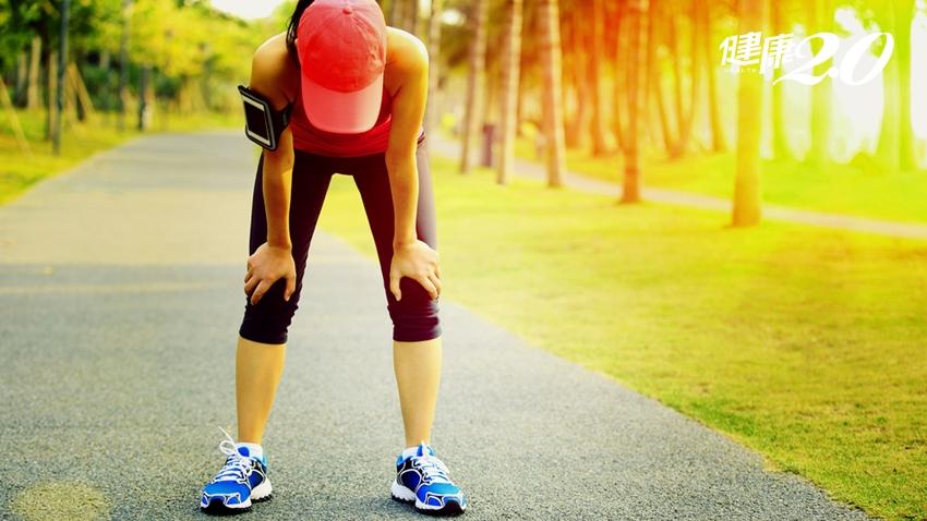 堅持每天運動是好事?小心「過度訓練」讓你頭暈容易累,甚至憂鬱