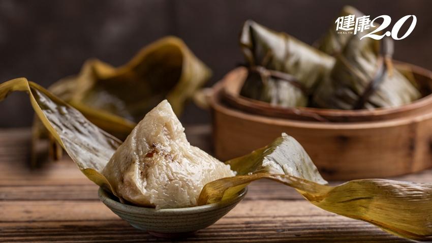 有腎病可以吃粽子嗎?營養師:腎臟病友不要吃五穀粽、鹼粽