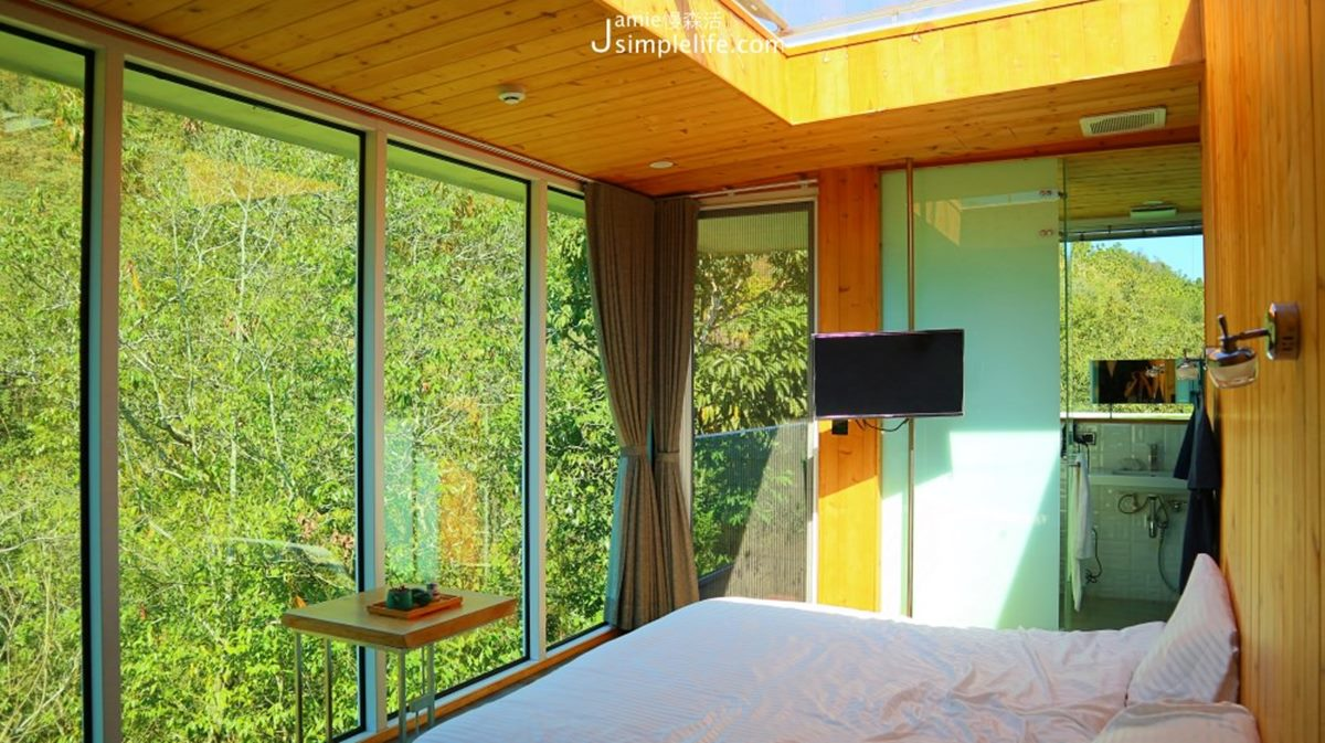 超像在國外!全台24家「無敵山海景民宿」:網美浴缸看海、躺床拍療癒系森林
