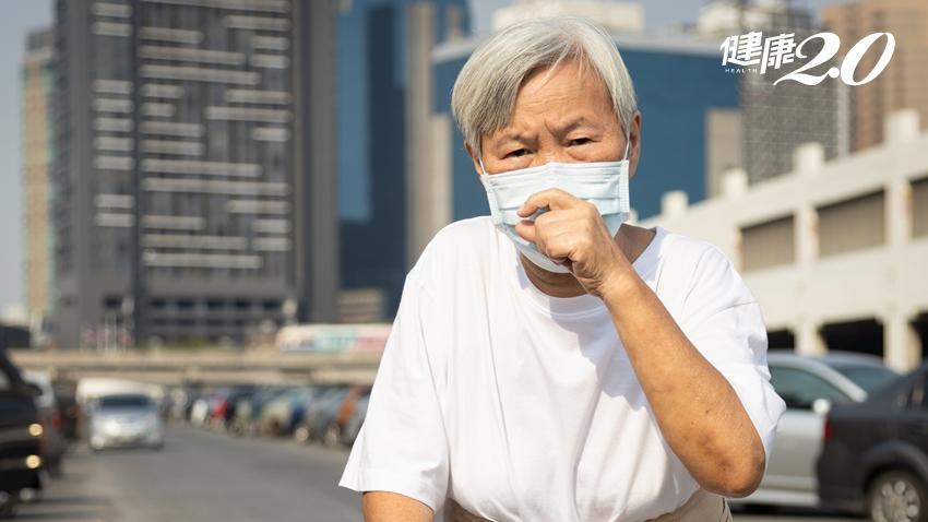老年人健康殺手!PM2.5致全身發炎 罹患糖尿病、失智症、帕金森氏症風險高