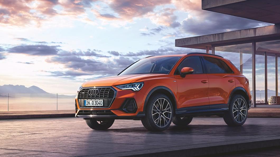新世代Q3正式在台上市,Q3與Q3 Sportback分別開出180萬起與189萬元起之建議售價。(圖片來源/ Audi) 全車系降2萬 Q3與Q3 Sportback正式上市