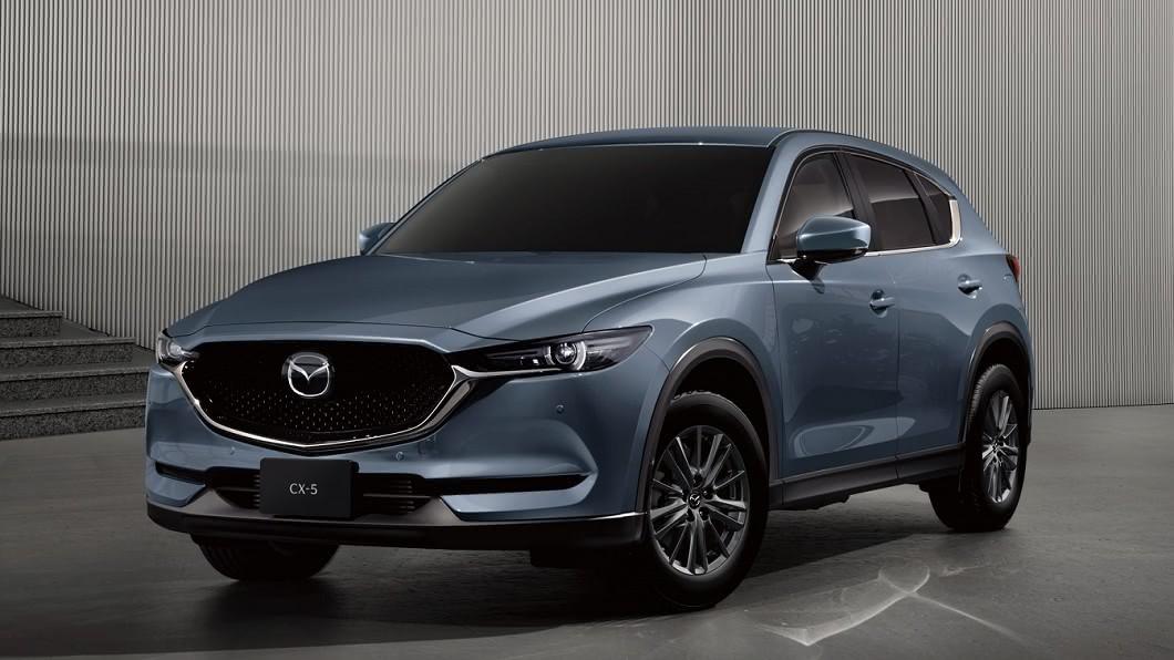 台灣馬自達於6/10正式推出Mazda CX-5獻定版,全車系升級更加完備先進的主動安全配備。(圖片來源/ Mazda) Mazda CX-5獻定版即刻上市 售價109.9萬元起