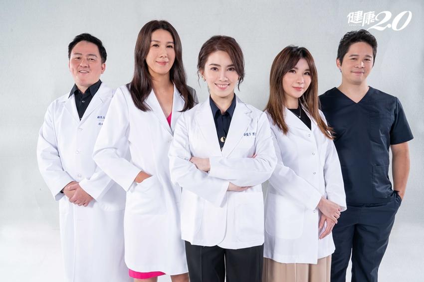 鄭凱云卸下十年主播身分、暖醫江坤俊跨界挑戰主持 《健康2.0》一週七天守護你的健康