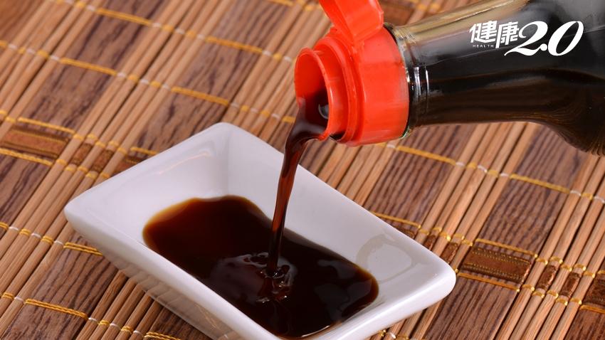 化學醬油會傷身、致癌嗎?純釀造醬油、薄鹽醬油比較好嗎?2招安心購買醬油
