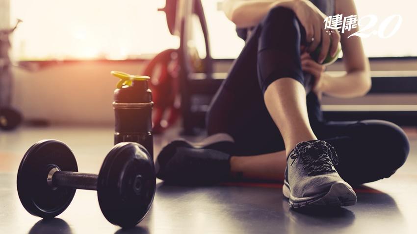 受傷後最好避免運動?肌力訓練有多重要?體能教練用科學證據告訴你!