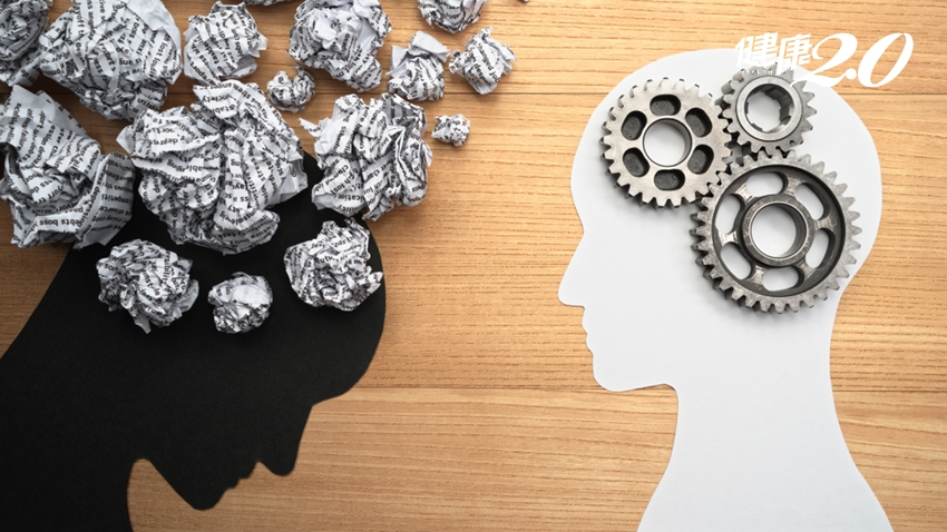 研究:長期負面思考,失智症風險大增!醫師教你6秒鐘轉換情緒