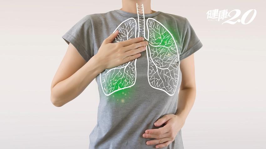 最致命「癌王」!肺癌連續11年死亡率之首 多吃3食物養肺保命
