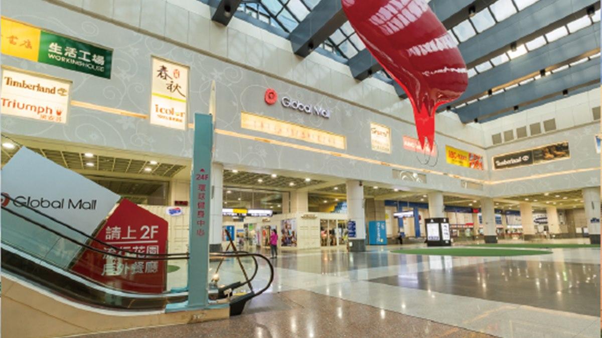 環球購物中心新措施!全台門市零售區域全面暫停營業,僅剩餐飲、量販超市、藥妝外帶外送