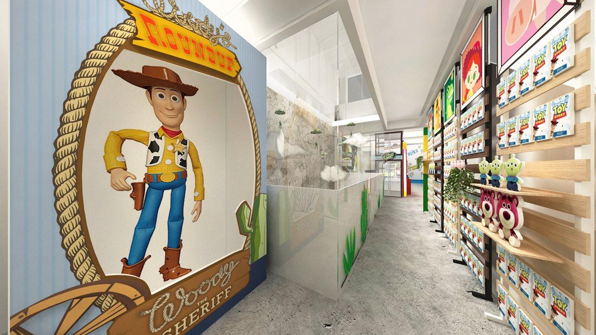 北中南都有!《玩具總動員》25週年主題店,拍安弟房、搶千款周邊