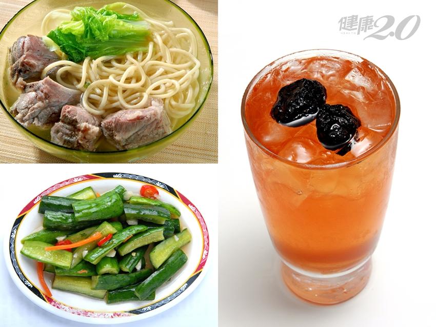 「夏至」疲累乏力怎麼辦?6種清淡食物、1招氣功找回元氣