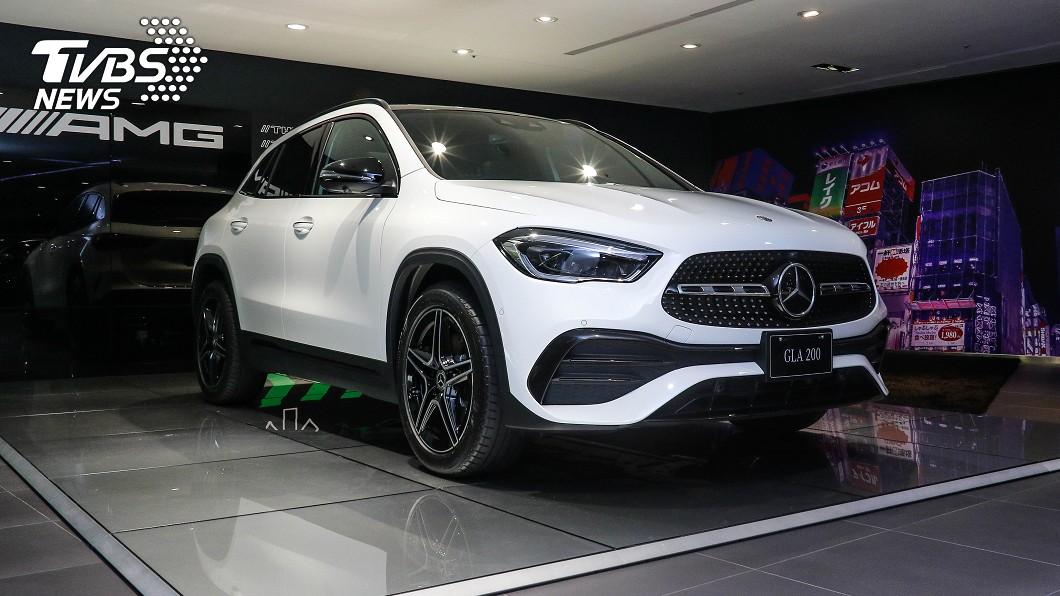 台灣賓士正式在台灣發表新世代GLA車系。 新世代GLA開價178萬元起上市 AMG車型同步登場