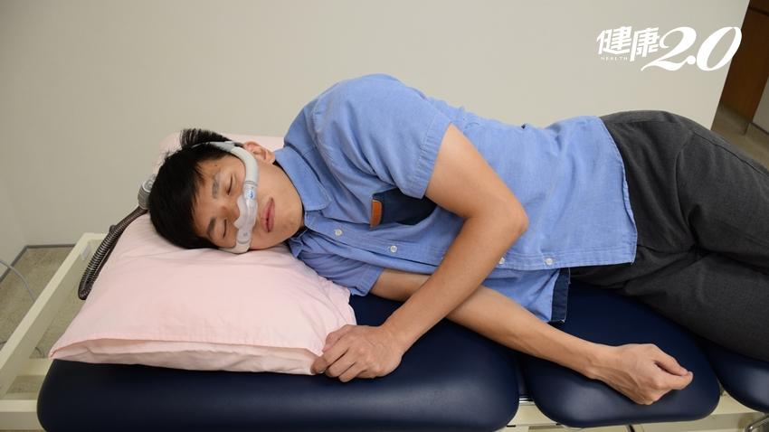 高血壓和「打呼」有關係!35歲男起床頭痛、肩頸不適,一量血壓破表