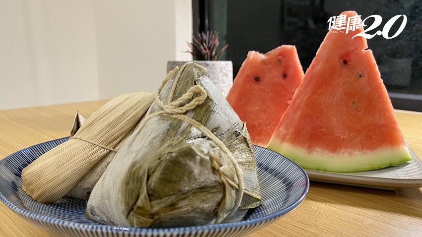 吃完粽子可以吃西瓜嗎?千萬不要!醫師:這4種水果幫助消化
