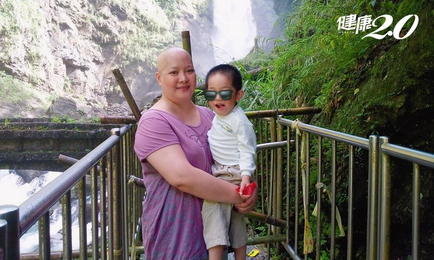 月經沒來竟是肺癌轉移卵巢!她從絕望中看到希望,抗癌8年譜出生命新樂章