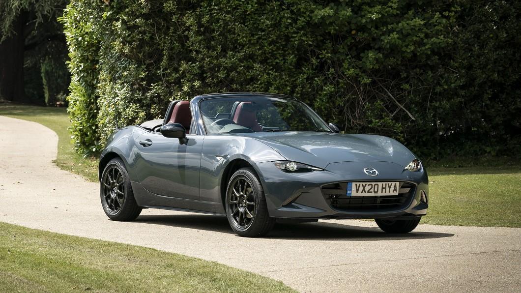 Mazda MX-5 R-Sport特仕版已經開始在英國市場銷售。(圖片來源/ Mazda) 限量150部 Mazda MX-5 R-Sport英國限量上市