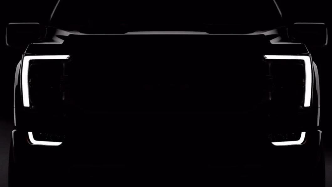 最具代表性的美式貨卡車Ford F-150,即將於6/25正式發表。(圖片來源/ Ford) 正宗美式皮卡車F-150即將現身 預告6月25日全球首發