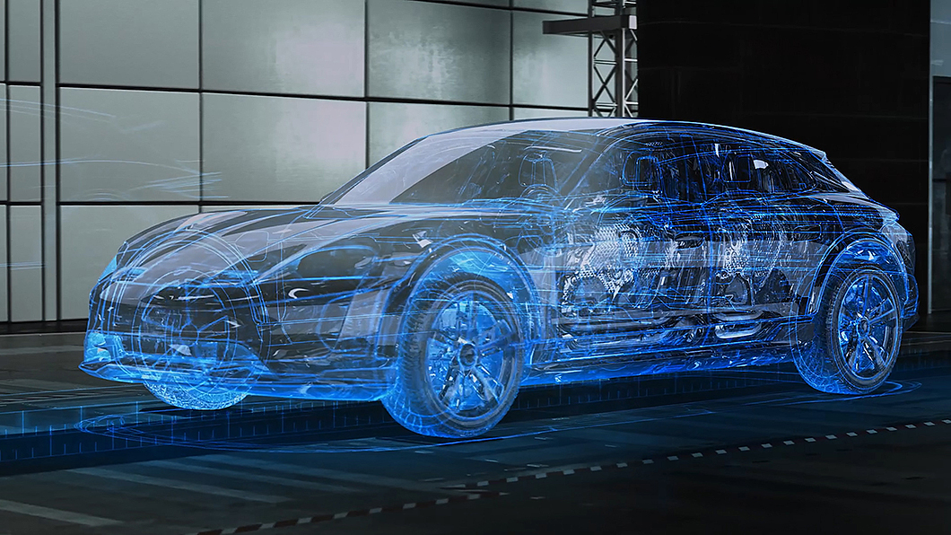 Porsche預計於今年年底推出Taycan的旅行車版本。(圖片來源/ Porsche) 旅行車版Taycan有望年底現身 純電家族再拓展