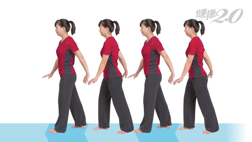 退化性關節炎最佳選擇!「健走功」健骨、保骨 她天天練骨折快速癒合