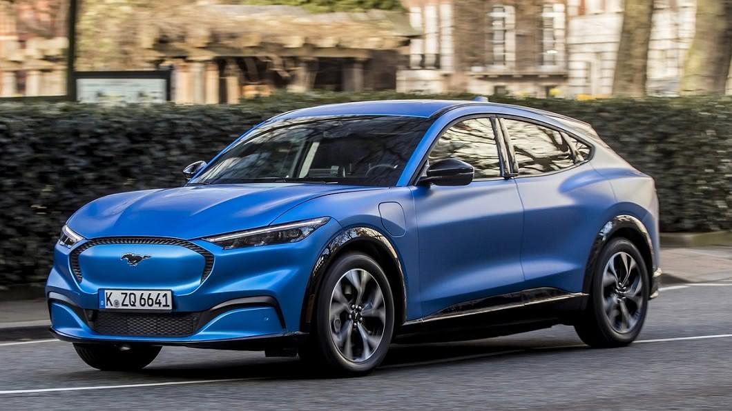 Ford Mustang Mach-E預計在今年底交車,近期又有這款電動野馬的最新消息。(圖片來源/ Ford) Mustang Mach-E精準預估續航里程 駕駛電動車不焦慮