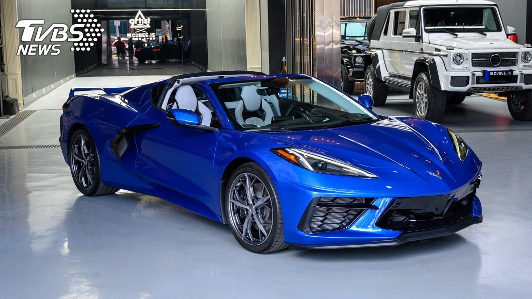三一國際正式導入C8世代Corvette Stingray。 中置後驅零百加速3秒內 Corvette C8只要700萬元