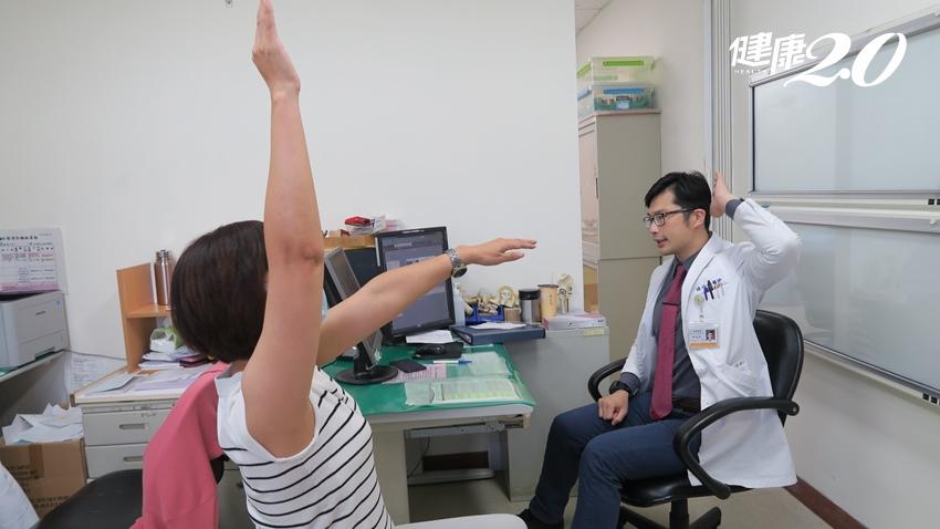 她受五十肩折磨半年 新手術只花15分鐘解決 肩痛超過2周就得找原因