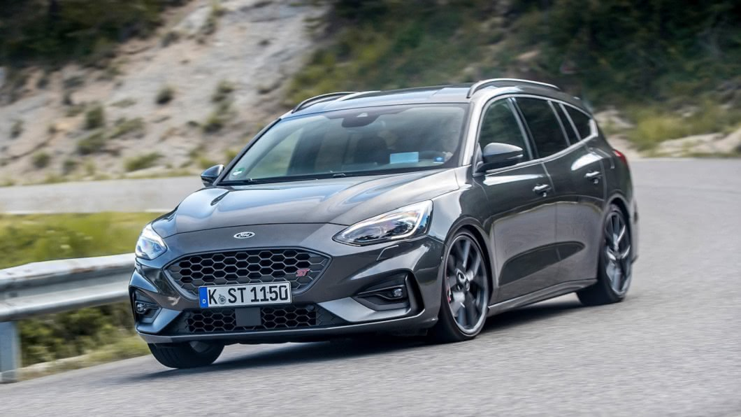 Ford將導入性能表現更為強悍的Focus ST Wagon,將同時滿足性能車迷與旅行車迷的需求。(圖片來源/ Ford) 出旅行車就買! Focus ST Wagon即將導入台灣市場