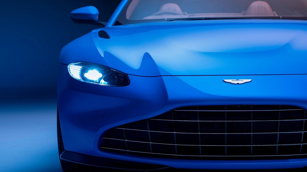 Aston Martin Vantage 70週年 延續電影007龐德座駕元素