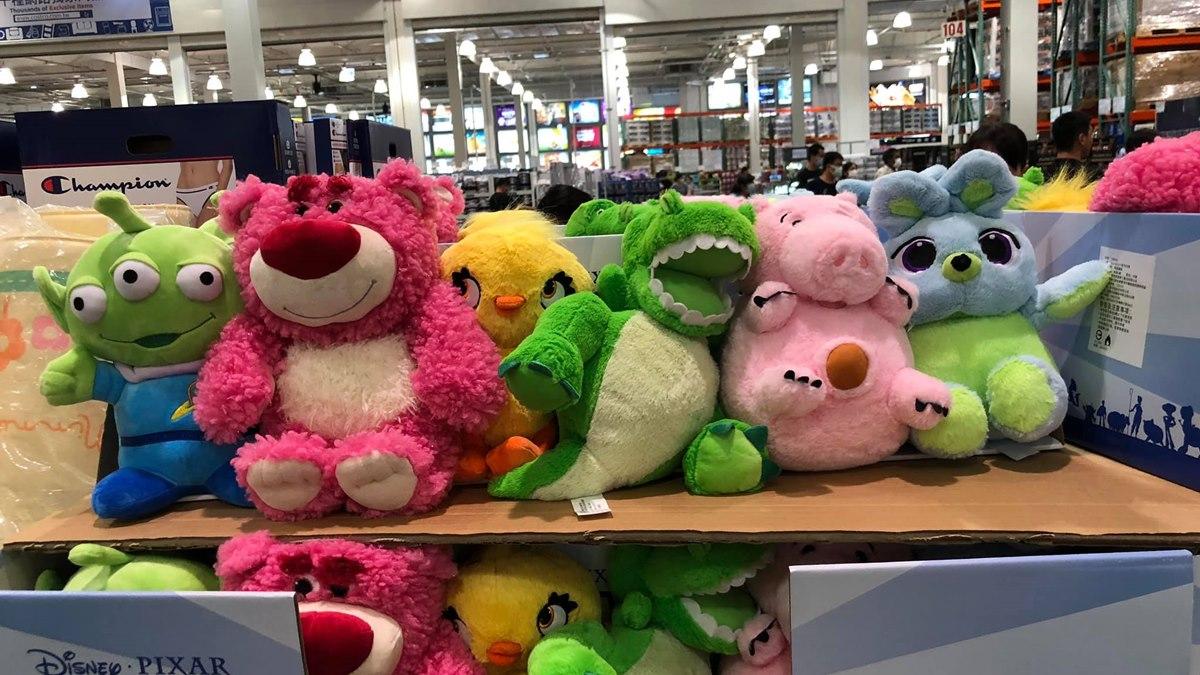 太燒了啦!好市多上架超萌「玩具總動員4玩偶」,一組6隻才879元快收編